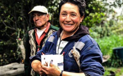 La RAP-E entrega incentivos a la conservación de los recursos naturales