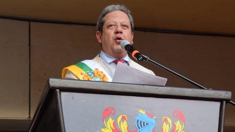 Luis Enrique Dussán, Gobernador del Huila 2020-2023