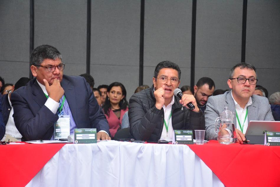 LA RAP-E PARTICIPA DEL PRIMER ENCUENTRO DE ALCALDES DE LA PROVINCIA SUGAMUXI
