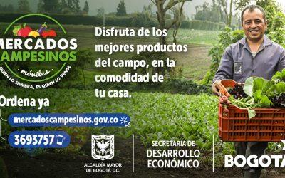 GRAN MERCATÓN CAMPESINO: LA ESTRATEGIA PARA COMPRARLE DIRECTAMENTE AL PRODUCTOR
