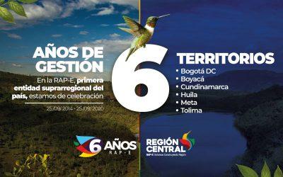 HECHOS CONCRETOS: RAP-E, PRIMER MODELO DE INTEGRACIÓN Y REGIONALIZACIÓN EN COLOMBIA