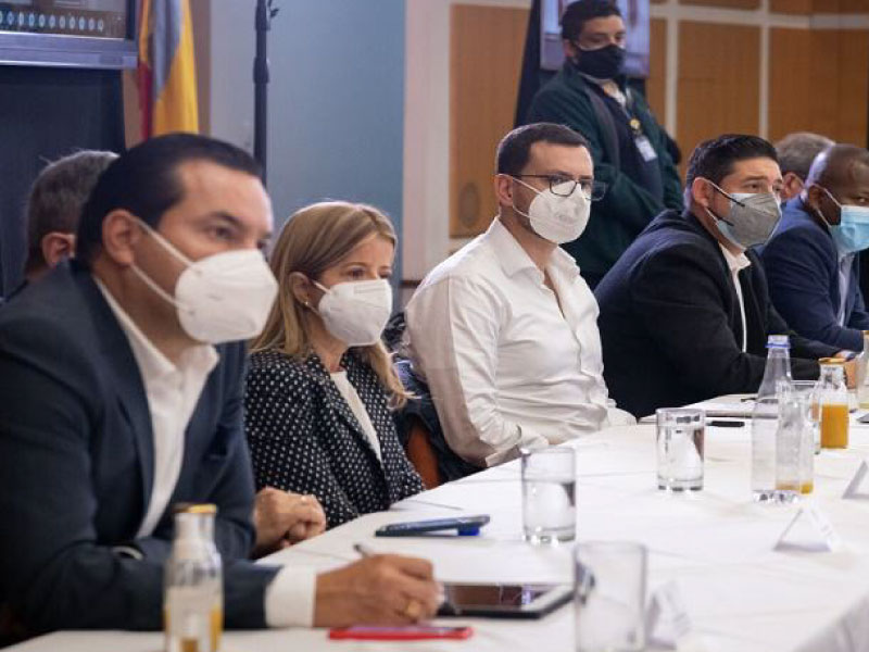 ADJUDICADAS OBRAS DEL SENDERO VERDE FACATATIVÁ - LA MESA