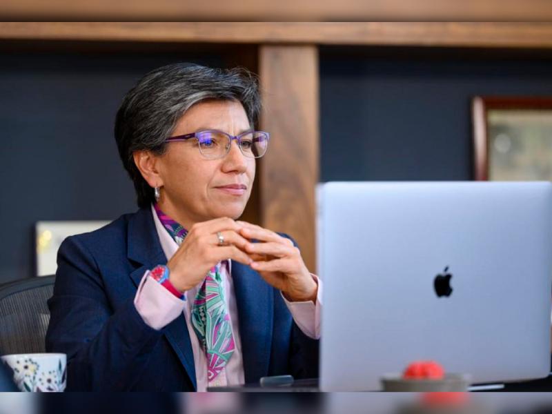 """LA ALCALDESA PARTICIPÓ EN EL LANZAMIENTO DEL INFORME GLOBAL """"CIUDADES Y PANDEMIA"""""""