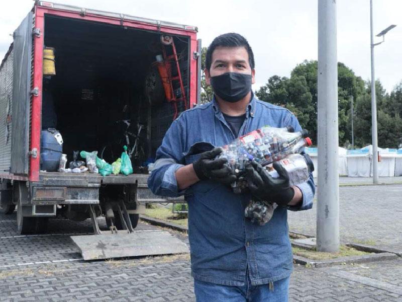 DURANTE LOS PRIMEROS 5 MESES DE 2021 SE HAN TAPADO 100 MIL HUECOS EN BOGOTÁ