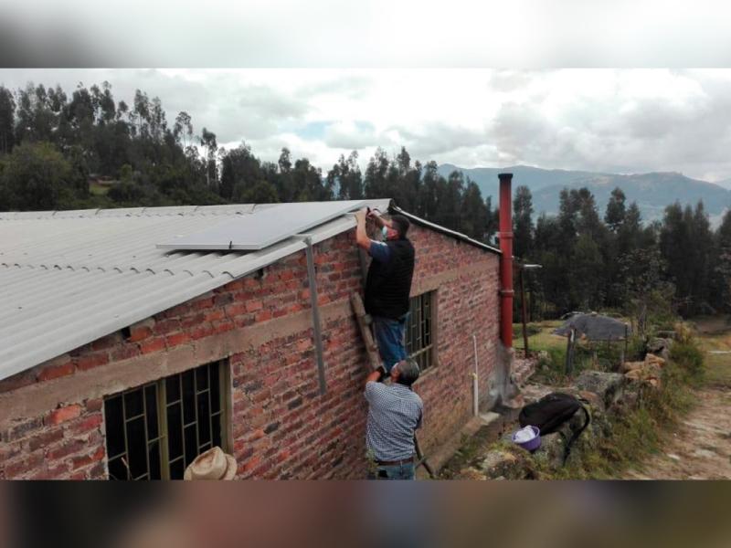 ENERGÍA FOTOVOLTAICA: UNA SALIDA PARA PROMOVER EL DESARROLLO EN ZONAS RURALES