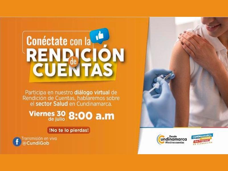 RENDICIÓN DE CUENTAS SOBRE VACUNACIÓN COVID-19 EN EL DEPARTAMENTO
