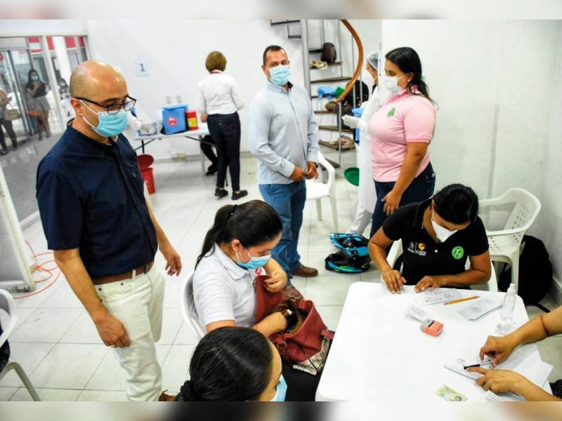 UNIFICADAS LAS ETAPAS DE VACUNACIÓN COVID-19 EN EL DEPARTAMENTO