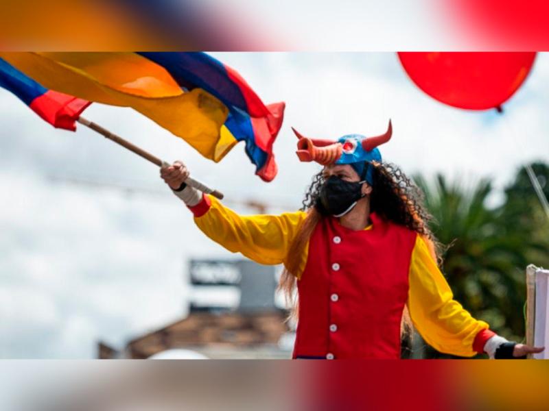 BOGOTÁ CELEBRA EL CUMPLEAÑOS DE BOGOTÁ Y PROGRÁMATE CON SU AGENDA