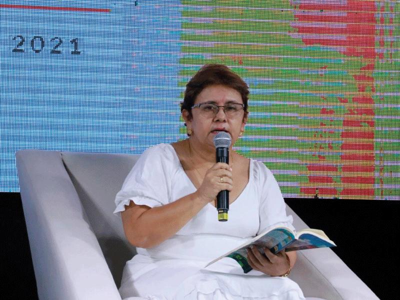EL DEPARTAMENTO ESTÁ PRESENTE EN LA FERIA INTERNACIONAL DEL LIBRO (FILBO) 2021