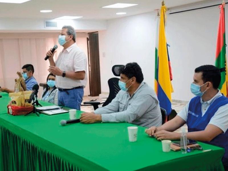 MÁS DE $1.000 MILLONES SE DESTINARON PARA APOYAR REINCORPORADOS EN EL HUILA