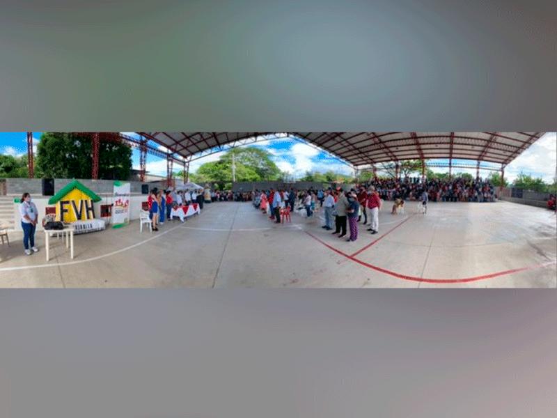 100 FAMILIAS EN EL MUNICIPIO DE TELLO PODRÁN ADQUIRIR VIVIENDA NUEVA