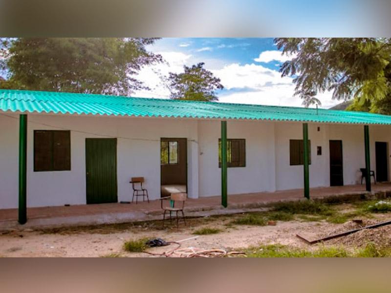 CONSTRUCCIÓN Y MEJORAMIENTO DE NUEVE SEDES EDUCATIVAS EN VEREDAS DE NEIVA