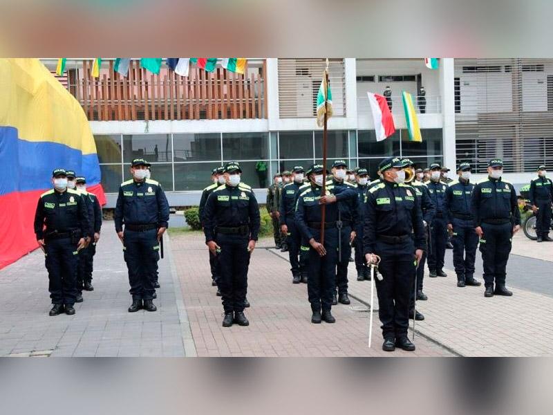 NACE LA REGIÓN METROPOLITANA DE POLICÍA LA SABANA