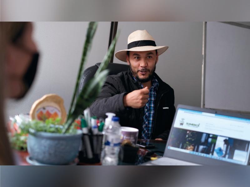 """""""SUMERCÉ NOS PERMITE ORGANIZAR LA PRODUCCIÓN Y COMERCIALIZACIÓN DE ALIMENTOS DE MANERA ESTRATÉGICA"""": ALCALDE DE CAJAMARCA"""